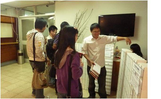 Exhibitions and General College UNPAR 2011