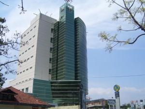 Bank Mega - Bandung (Facade)