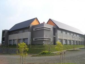 Cahaya Bangsa School - Bandung (Pile, HCS, Half Slab)2