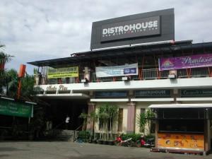 Distro - Jl.Ir.H.Djuanda, bandung ( HCS )