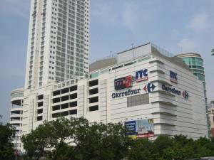 ITC Kuningan - Jakarta (HCS , Tangga Precast)