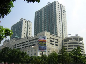 ITC Permata Hijau - Jakarta (HCS, Tangga Precast)