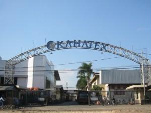Pabrik KAHATEX - Cileunyi (Pile)
