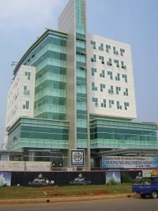 Plaza Sumarecon - Serpong ( Facade )