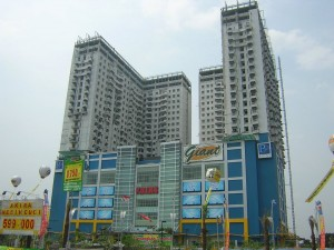 Point Square - Jakarta (Facade)