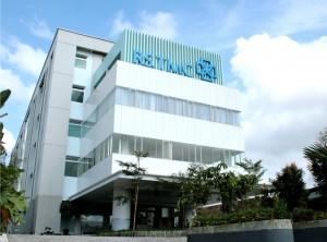 RS Tasik Medika Citratama - Tasikmalaya (Facade, HCS, Pagar, Pile)