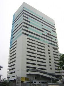 Wisma Calindra - Jakarta (Facade)
