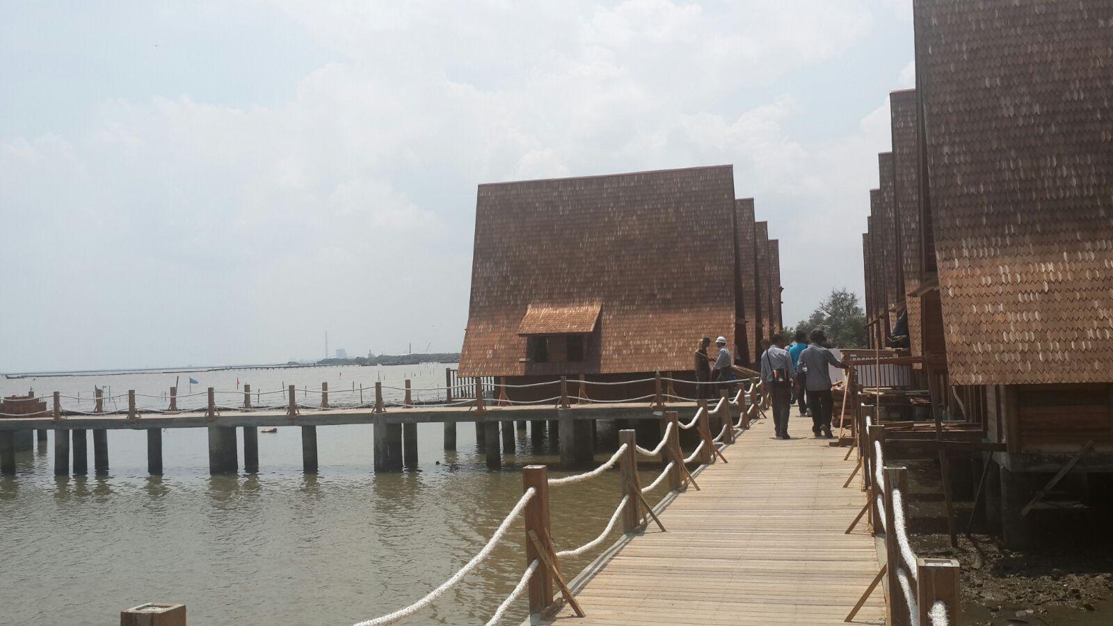 Pelabuhan – Tiang Pancang – Cirebon