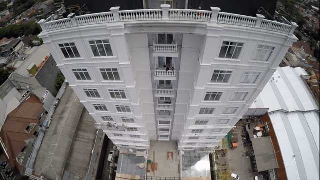 Hotel Four Points – Facade – Bandung
