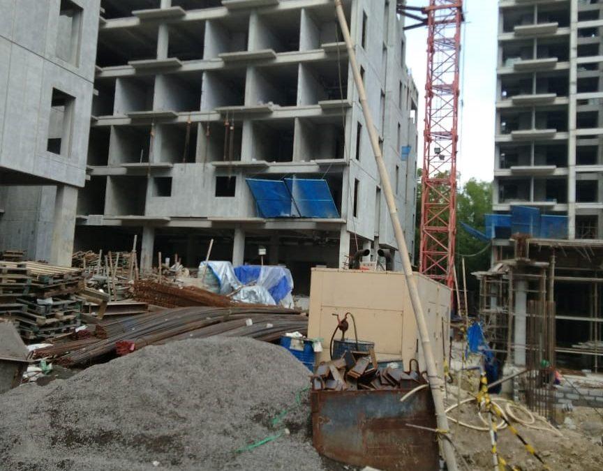 Apartemen Urbana – Fasade – Solo
