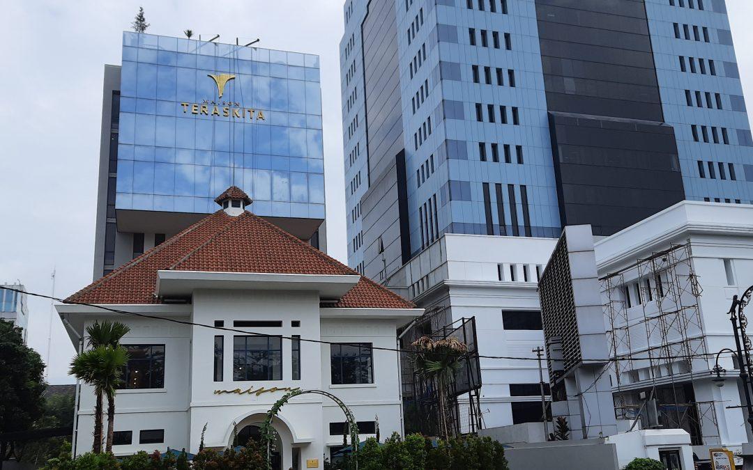 Hotel Teras Kita – Fasade – Bandung