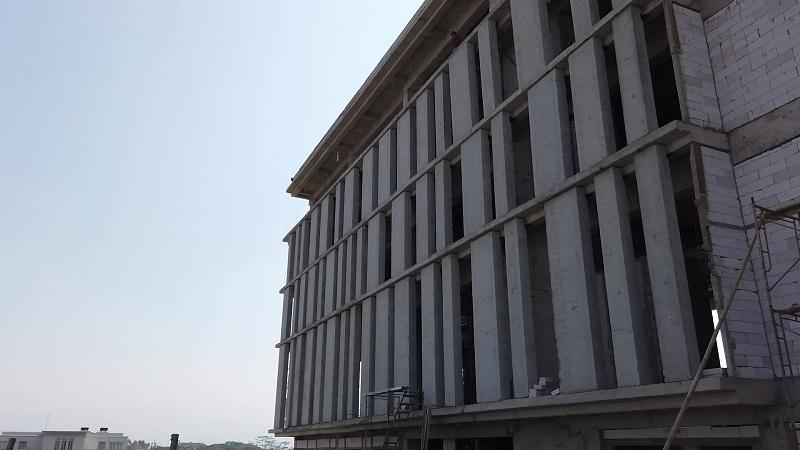 Edelweiss Hospital – Facade – Bandung
