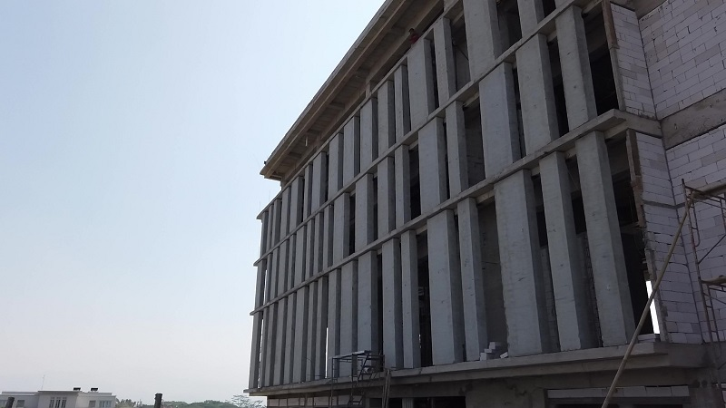 Rumah Sakit Edelweiss – Fasade – Bandung