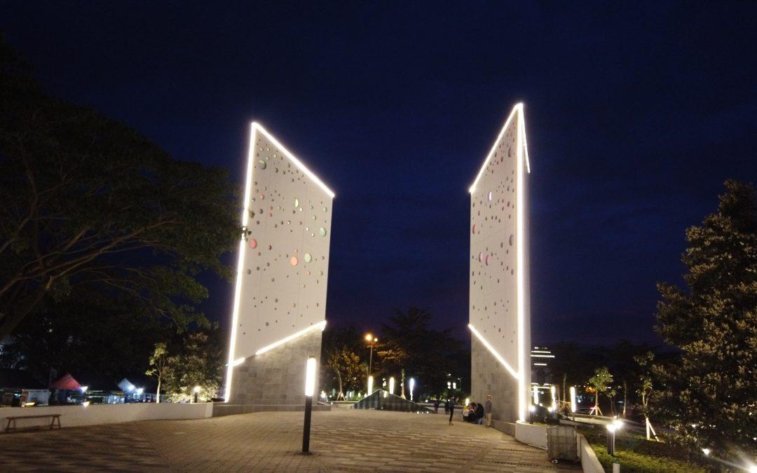 Tugu Covid – Facade – Bandung