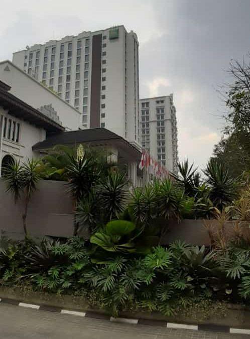 Hotel Fave – Fasade – Subang